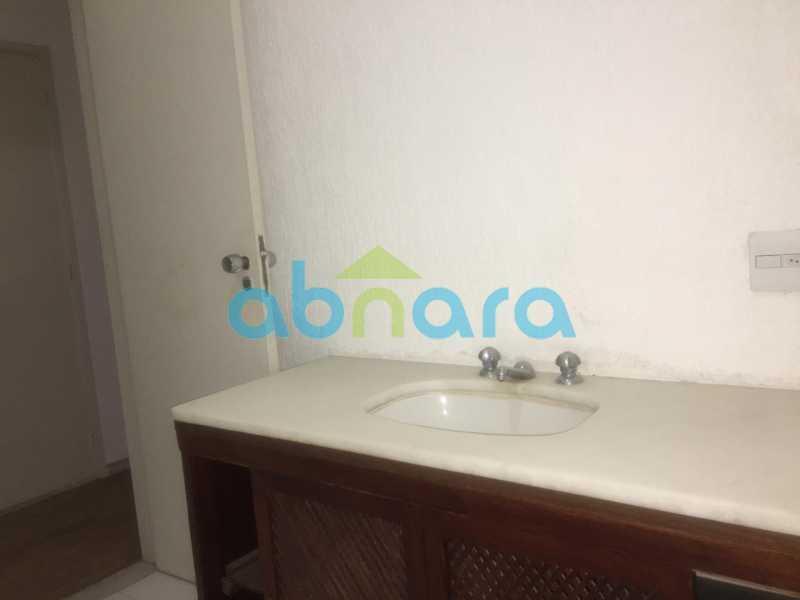 14. - Botafogo imperdível, 3 Qtos, 3 Bhs, lavabo, 206M², vista espetacular. - CPAP30927 - 15
