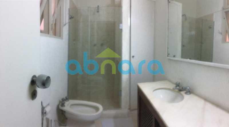 19. - Botafogo imperdível, 3 Qtos, 3 Bhs, lavabo, 206M², vista espetacular. - CPAP30927 - 20