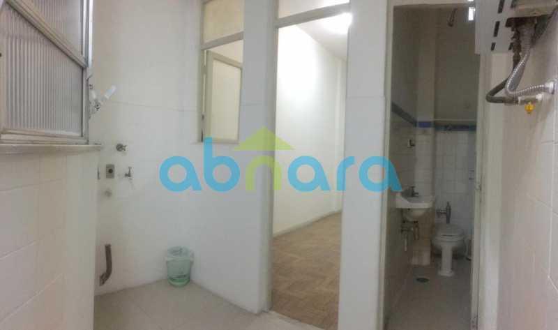 16. - Botafogo imperdível, 3 Qtos, 3 Bhs, lavabo, 206M², vista espetacular. - CPAP30927 - 17