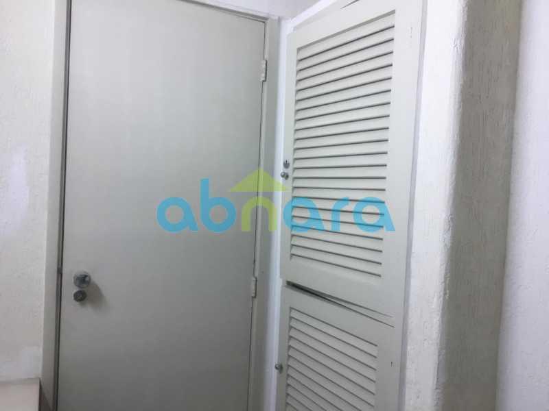 23. - Botafogo imperdível, 3 Qtos, 3 Bhs, lavabo, 206M², vista espetacular. - CPAP30927 - 24