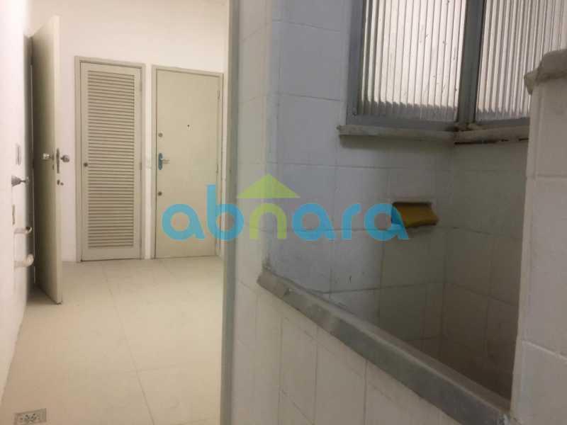 26. - Botafogo imperdível, 3 Qtos, 3 Bhs, lavabo, 206M², vista espetacular. - CPAP30927 - 27