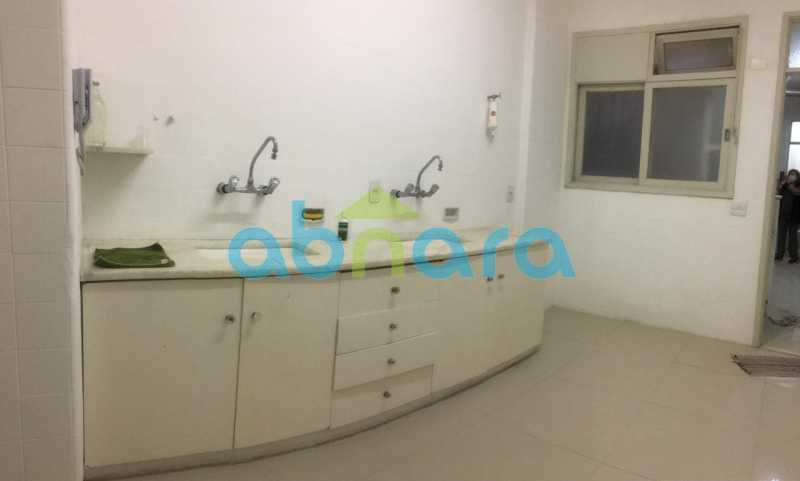 12. - Botafogo imperdível, 3 Qtos, 3 Bhs, lavabo, 206M², vista espetacular. - CPAP30927 - 13
