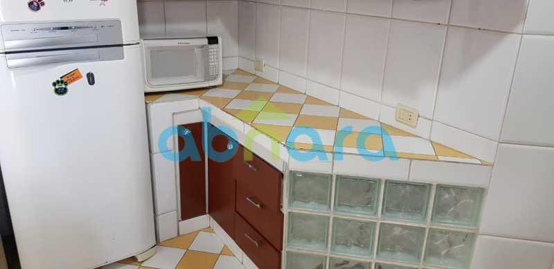 Cozinha - Ipanema, Ponto Nobre, Varanda, 3Qtos, Vaga - CPAP30928 - 8