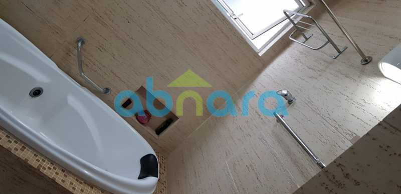 Banheiro - Ipanema, Ponto Nobre, Varanda, 3Qtos, Vaga - CPAP30928 - 11