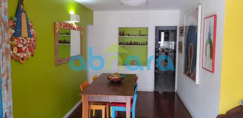 Sala de Jantar - Ipanema, Ponto Nobre, Varanda, 3Qtos, Vaga - CPAP30928 - 9