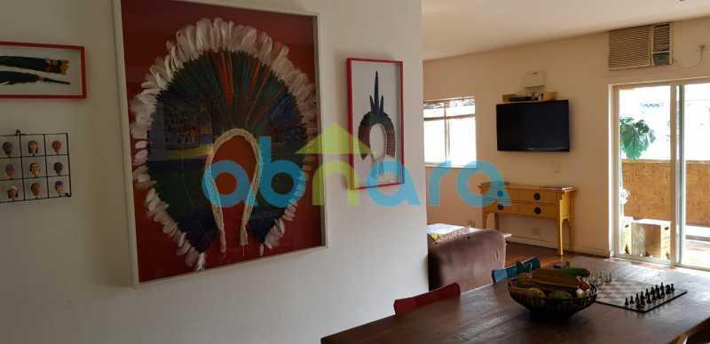 Sala de Jantar - Ipanema, Ponto Nobre, Varanda, 3Qtos, Vaga - CPAP30928 - 5