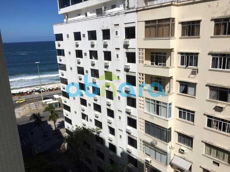1. - Copacabana imperdível, 1 Qto, 1 Bhs, 35M², mobiliado, pronto para morar. - CPAP10342 - 1