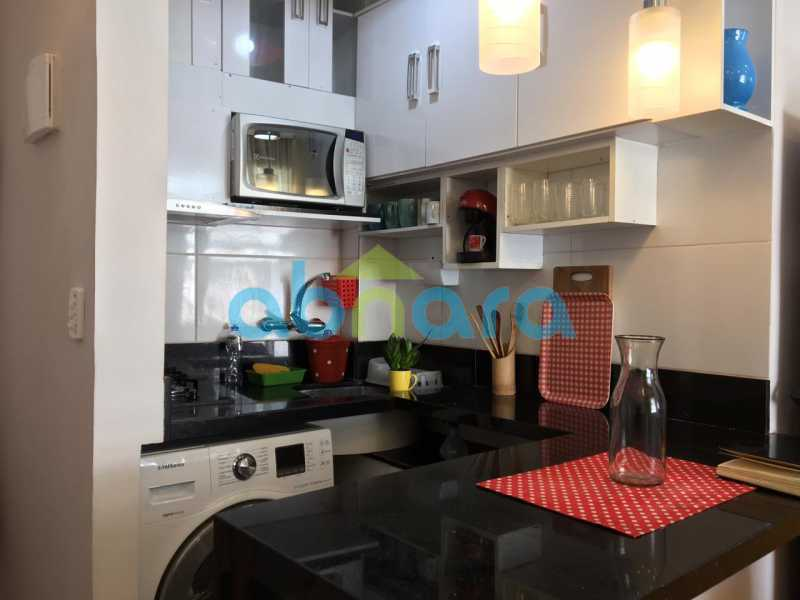 5. - Copacabana imperdível, 1 Qto, 1 Bhs, 35M², mobiliado, pronto para morar. - CPAP10342 - 6