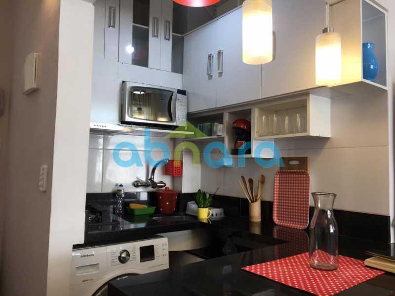 6. - Copacabana imperdível, 1 Qto, 1 Bhs, 35M², mobiliado, pronto para morar. - CPAP10342 - 7