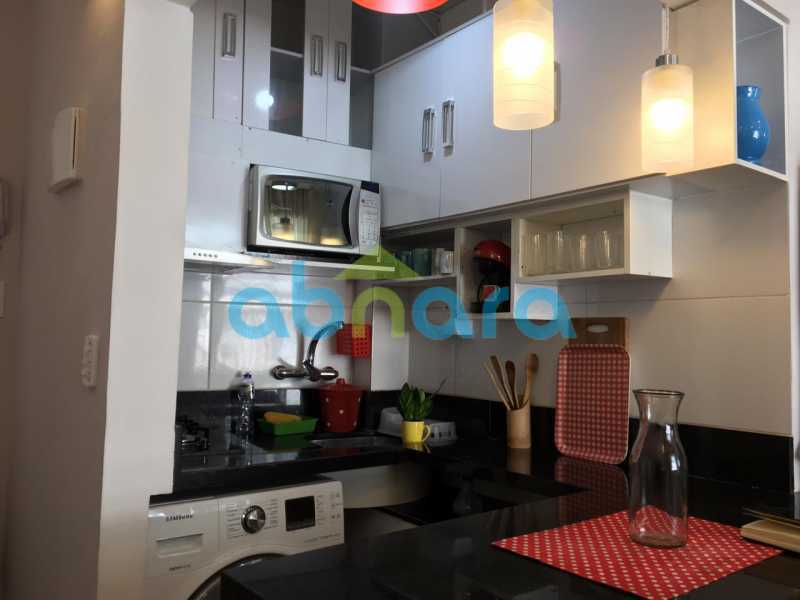 7. - Copacabana imperdível, 1 Qto, 1 Bhs, 35M², mobiliado, pronto para morar. - CPAP10342 - 8