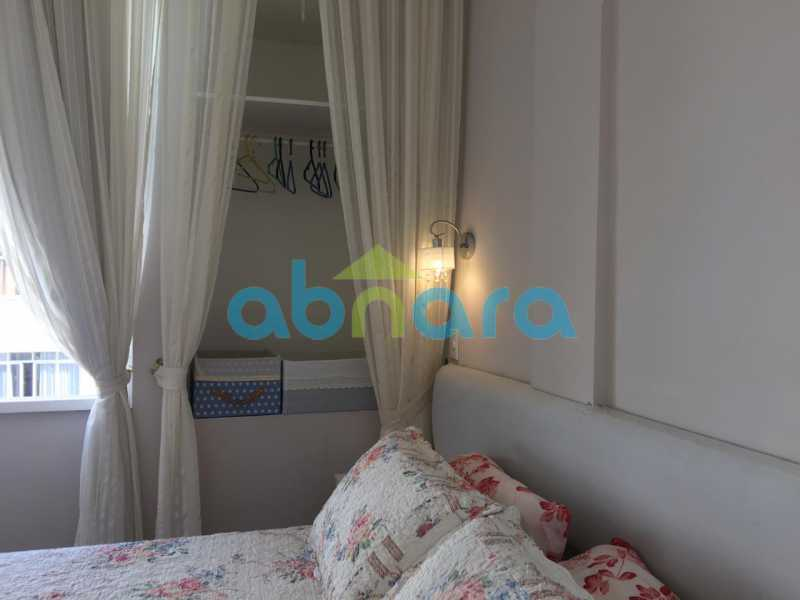 12. - Copacabana imperdível, 1 Qto, 1 Bhs, 35M², mobiliado, pronto para morar. - CPAP10342 - 13