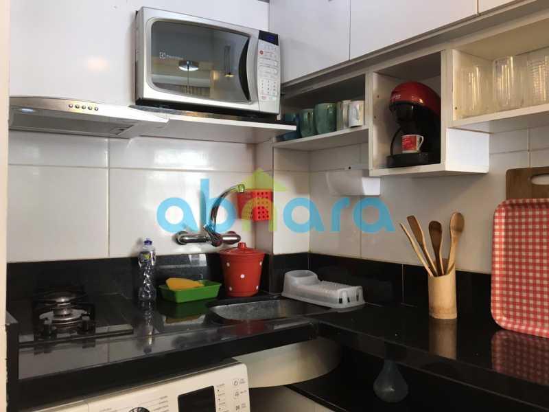 21. - Copacabana imperdível, 1 Qto, 1 Bhs, 35M², mobiliado, pronto para morar. - CPAP10342 - 22