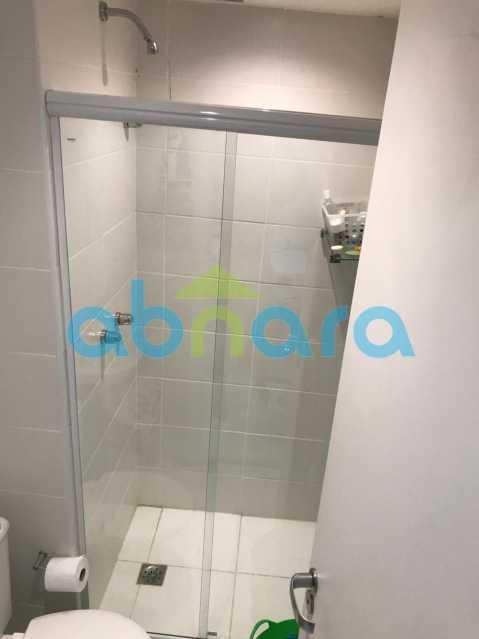 Banheiro Social - A Venda, Cobertura Humaitá, 3Qtos, 2 Vagas - CPCO30064 - 11