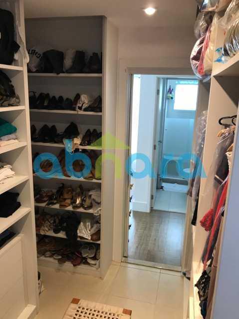 Closet - A Venda, Cobertura Humaitá, 3Qtos, 2 Vagas - CPCO30064 - 14