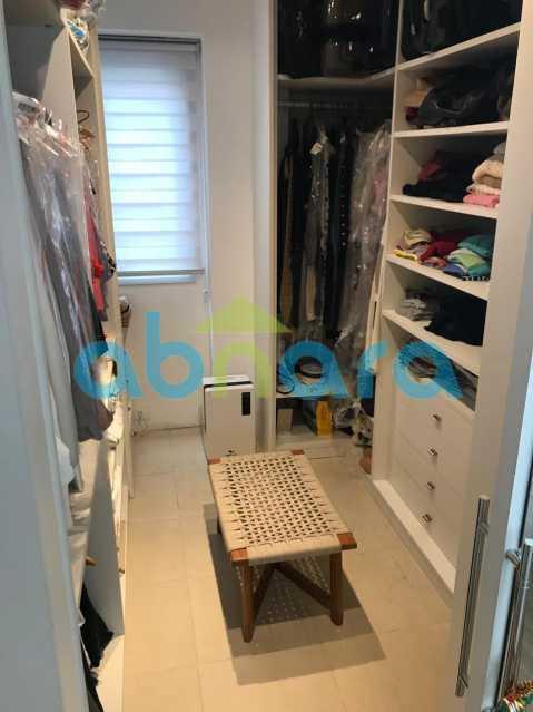 Closet - A Venda, Cobertura Humaitá, 3Qtos, 2 Vagas - CPCO30064 - 15