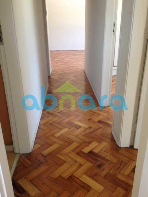 Corredor - Apartamento 3 quartos à venda Botafogo, Rio de Janeiro - R$ 1.000.000 - CPAP30934 - 5