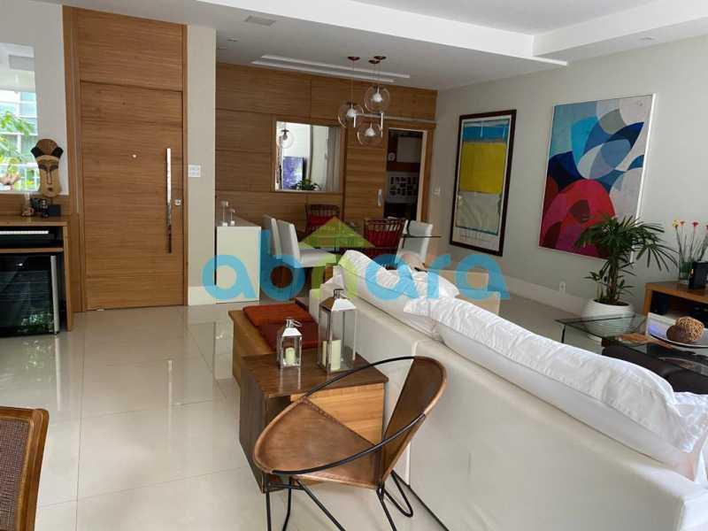 01 - Apartamento 3 quartos à venda Ipanema, Rio de Janeiro - R$ 3.400.000 - CPAP30938 - 1