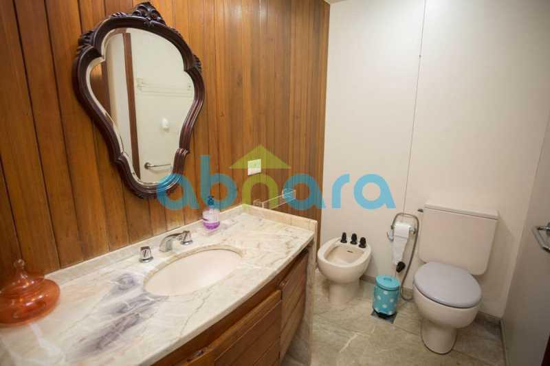 Banheiro - Delfim Moreira, Varandas, 260M², 3 Stes, 2Vgas - CPAP30939 - 9