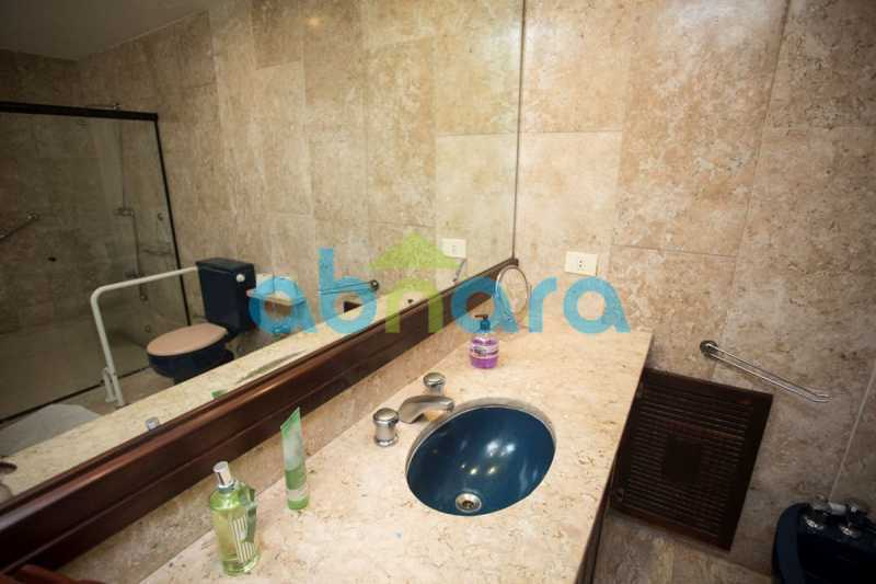 Banheiro - Delfim Moreira, Varandas, 260M², 3 Stes, 2Vgas - CPAP30939 - 16