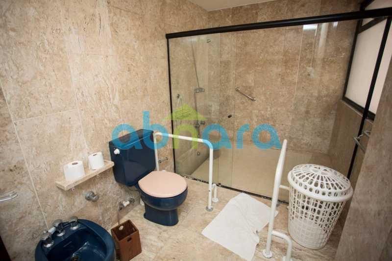 Banheiro - Delfim Moreira, Varandas, 260M², 3 Stes, 2Vgas - CPAP30939 - 19