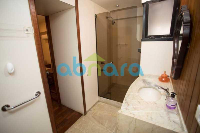 Banheiro - Delfim Moreira, Varandas, 260M², 3 Stes, 2Vgas - CPAP30939 - 23