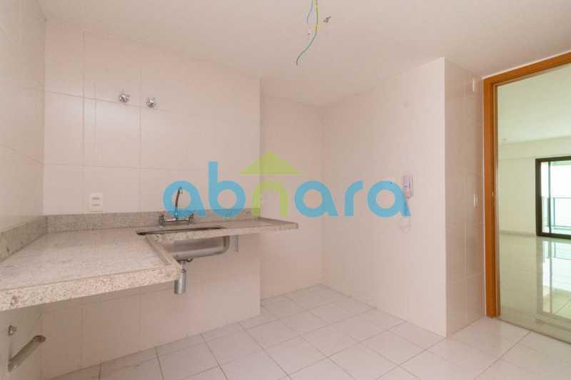 Cozinha - A Venda Botafogo, 132M², Varandão, 3cSuites, 2 Vagas - CPAP30952 - 7