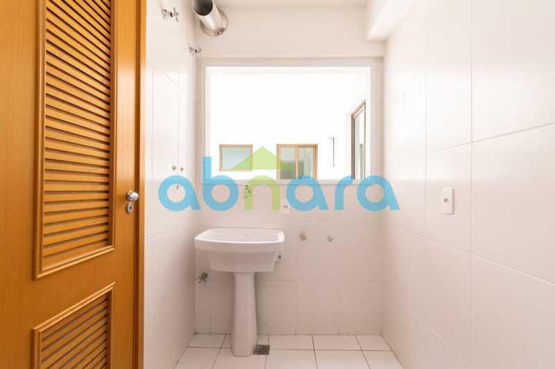 Area - A Venda Botafogo, 132M², Varandão, 3cSuites, 2 Vagas - CPAP30952 - 8