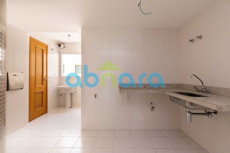 Cozinha - A Venda Botafogo, 132M², Varandão, 3cSuites, 2 Vagas - CPAP30952 - 9