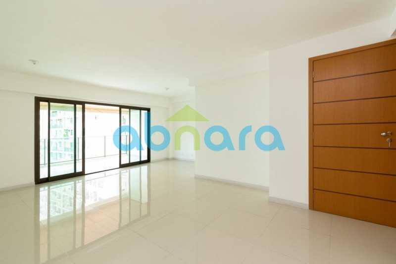 Salão - A Venda Botafogo, 132M², Varandão, 3cSuites, 2 Vagas - CPAP30952 - 4