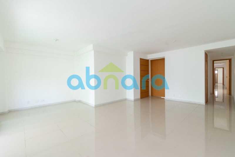 Salão - A Venda Botafogo, 132M², Varandão, 3cSuites, 2 Vagas - CPAP30952 - 1