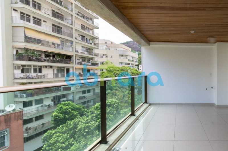Varanda - A Venda Botafogo, 132M², Varandão, 3cSuites, 2 Vagas - CPAP30952 - 3