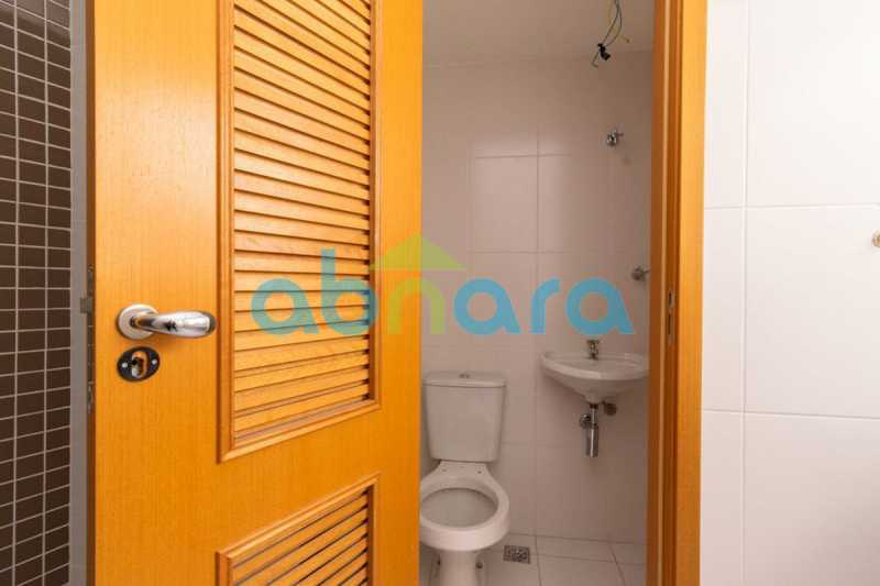 Bh serviço - A Venda Botafogo, 132M², Varandão, 3cSuites, 2 Vagas - CPAP30952 - 15