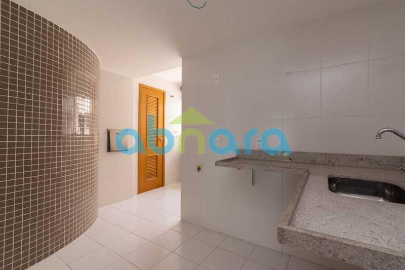 Cozinha - A Venda Botafogo, 132M², Varandão, 3cSuites, 2 Vagas - CPAP30952 - 21