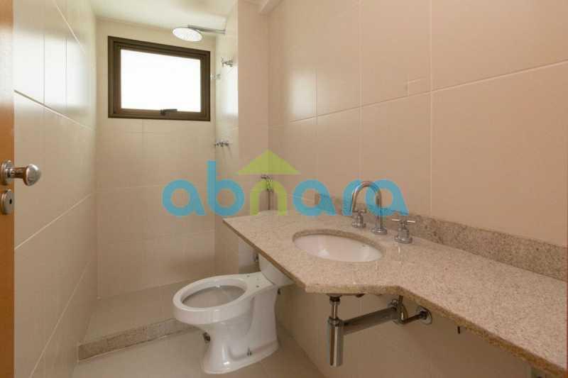 BH Suite - A Venda Botafogo, 132M², Varandão, 3cSuites, 2 Vagas - CPAP30952 - 24