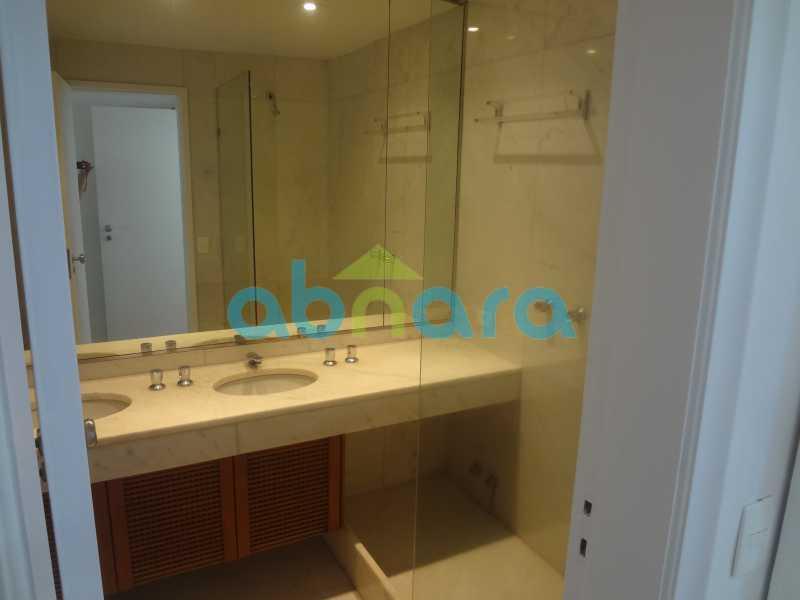 DSC09467 - Apartamento 3 quartos para alugar Ipanema, Rio de Janeiro - R$ 18.000 - CPAP30955 - 7