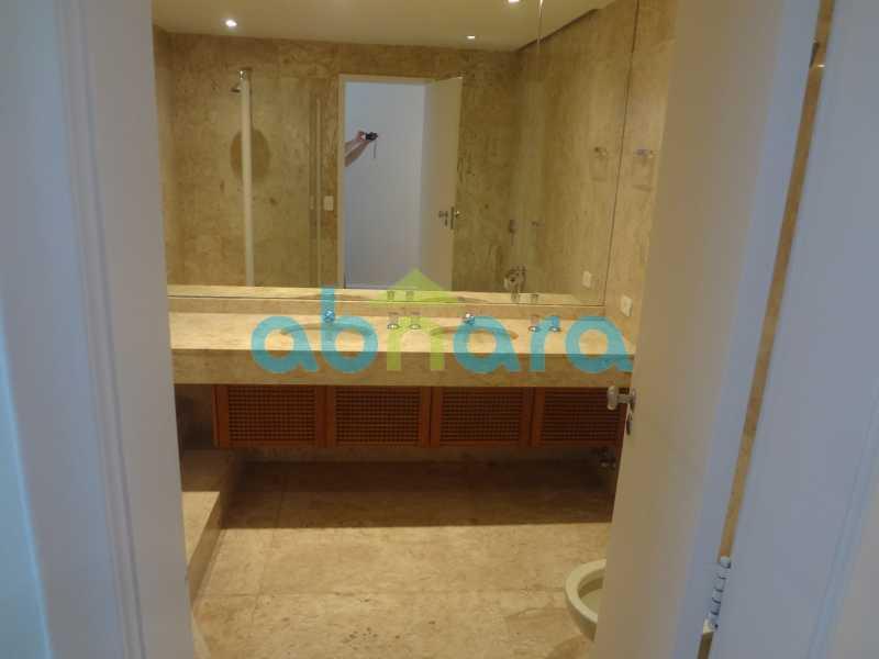 DSC09496 - Apartamento 3 quartos para alugar Ipanema, Rio de Janeiro - R$ 18.000 - CPAP30955 - 21