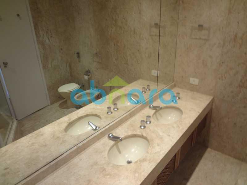 DSC09499 - Apartamento 3 quartos para alugar Ipanema, Rio de Janeiro - R$ 18.000 - CPAP30955 - 23