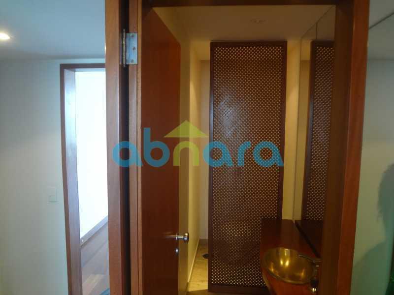DSC09514 - Apartamento 3 quartos para alugar Ipanema, Rio de Janeiro - R$ 18.000 - CPAP30955 - 28