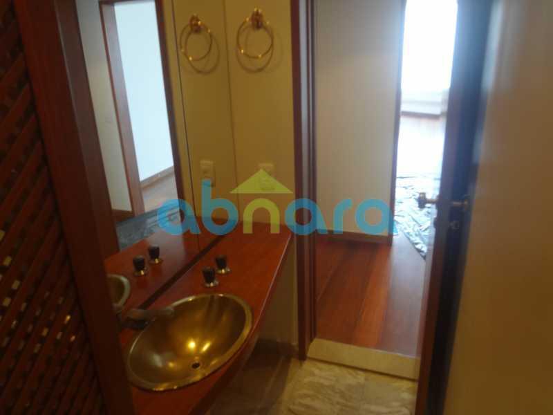 DSC09517 - Apartamento 3 quartos para alugar Ipanema, Rio de Janeiro - R$ 18.000 - CPAP30955 - 31