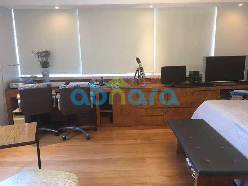 Suite Master - Cobertura a Venda no Leblon, 350M², 3 Suítes, Piscina, 4 Vagas - CPAP40381 - 12