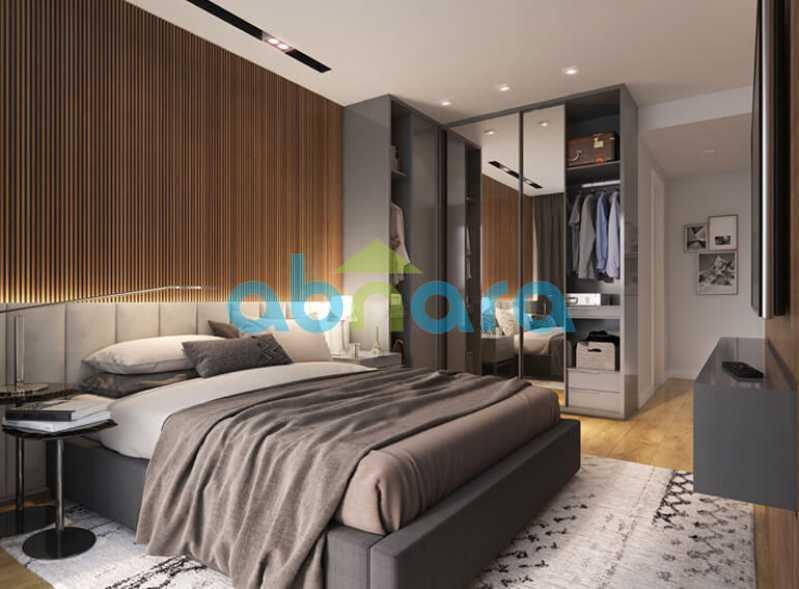 Suite - Botanique, 124M², 3Stes, 2 Vagas - CPAP30961 - 3