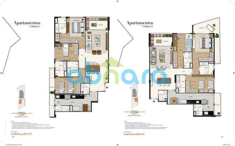 Planta - Botanique, 124M², 3Stes, 2 Vagas - CPAP30961 - 10