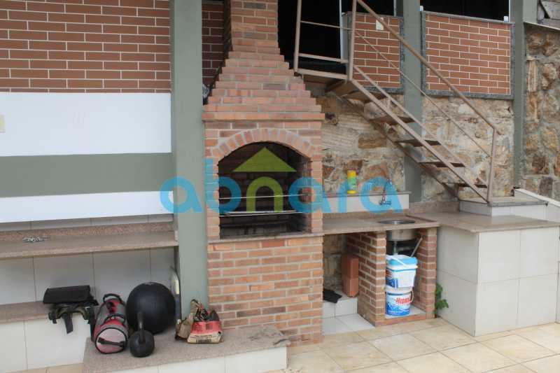 1 3 - Casa em Laranjeiras. - CPCA40022 - 3