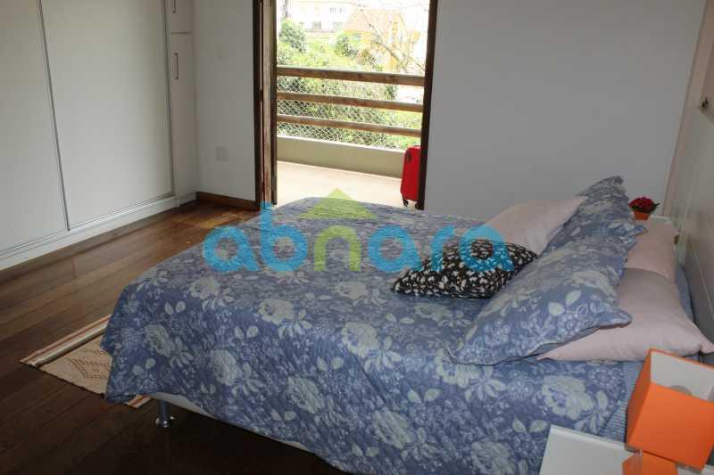 13 - Casa em Laranjeiras. - CPCA40022 - 18