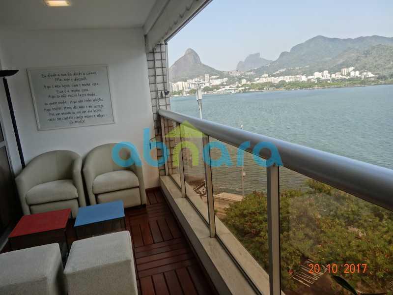 1 - Apartamento de 3 Quartos com 2 Vagas. - CPAP30965 - 1