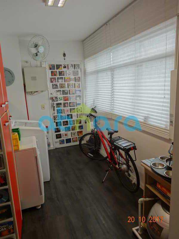15 - Apartamento de 3 Quartos com 2 Vagas. - CPAP30965 - 16