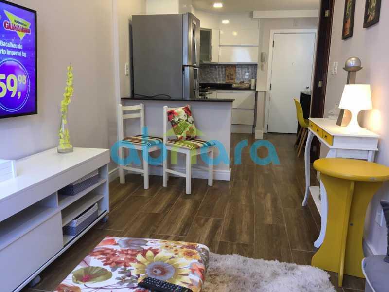 20. - Apartamento 1 quarto à venda Copacabana, Rio de Janeiro - R$ 650.000 - CPAP10359 - 20
