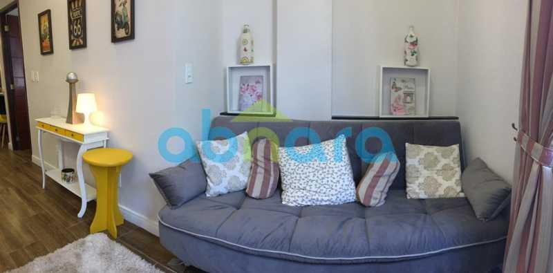 22. - Apartamento 1 quarto à venda Copacabana, Rio de Janeiro - R$ 650.000 - CPAP10359 - 22