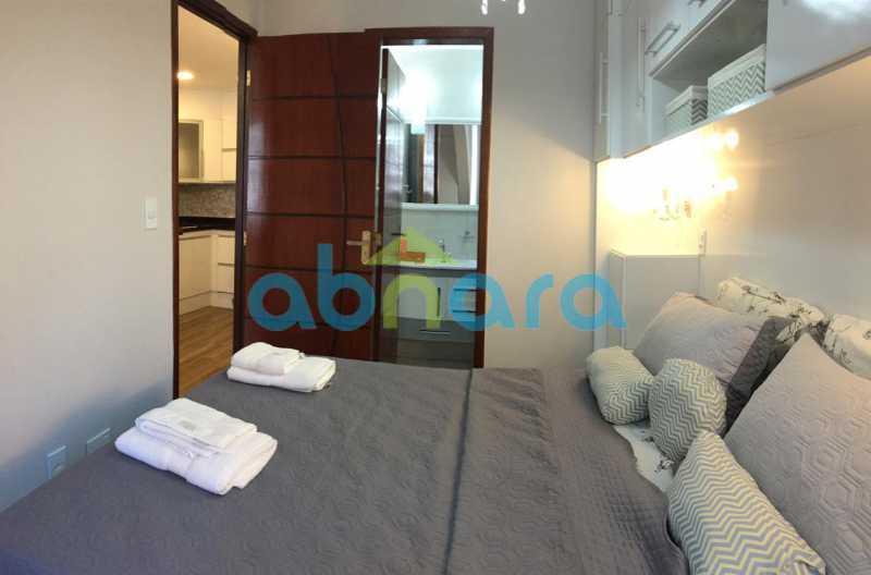 27. - Apartamento 1 quarto à venda Copacabana, Rio de Janeiro - R$ 650.000 - CPAP10359 - 27