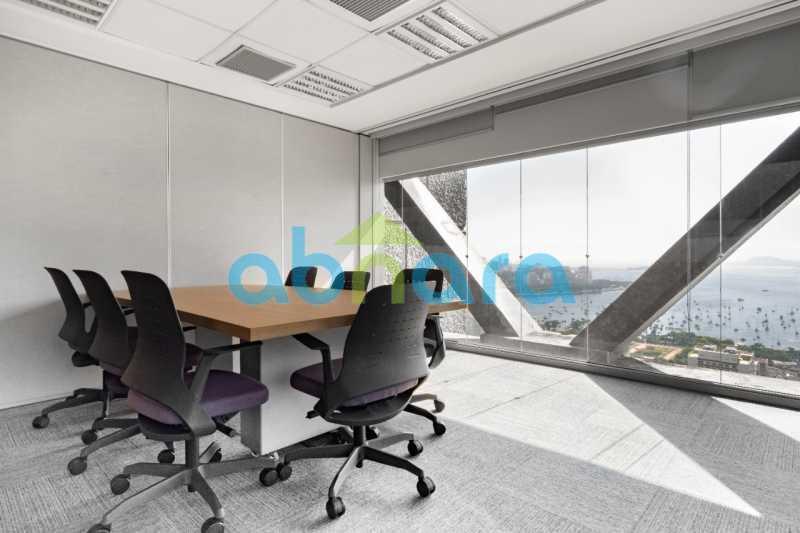 2 - Sala Comercial 15m² para alugar Botafogo, Rio de Janeiro - R$ 12.800 - CPSL00073 - 4